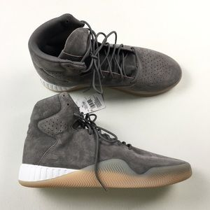 dc3072b79a5d Adidas Men s Grey Tubular Shoes 13 ART BY3607